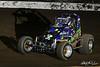 Jesse Hockett Classic - USAC AMSOIL National Sprint Cars - Grandview Speedway - 3H Heidi Hedin