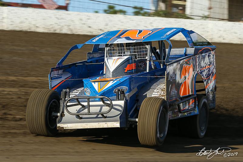 Grandview Speedway - 7 Rick Laubach