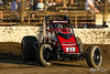 Jesse Hockett Classic - USAC AMSOIL National Sprint Cars - Grandview Speedway - 19 Kevin Thomas Jr.