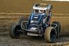 Jesse Hockett Classic - USAC AMSOIL National Sprint Cars - Grandview Speedway - 5G Chris Windom