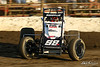 Jesse Hockett Classic - USAC AMSOIL National Sprint Cars - Grandview Speedway - 98 Chad Boespflug