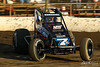 Jesse Hockett Classic - USAC AMSOIL National Sprint Cars - Grandview Speedway -  7BC Tyler Courtney