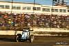 Jesse Hockett Classic - USAC AMSOIL National Sprint Cars - Grandview Speedway - 21p Carmen Perigo
