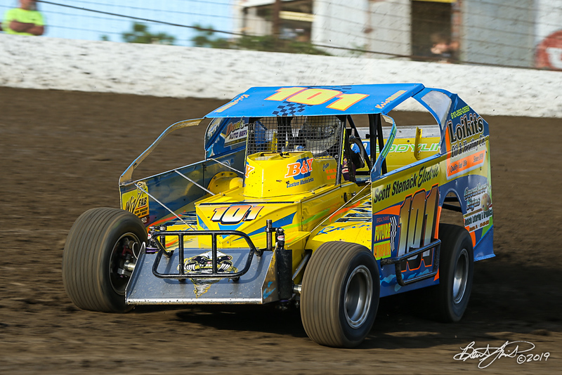 Grandview Speedway - 101 Kris Graver
