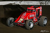 Jesse Hockett Classic - USAC AMSOIL National Sprint Cars - Grandview Speedway - 52 Isaac Chapple