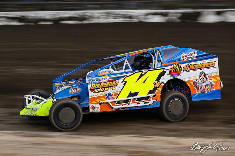 Grandview Speedway - 14W Ryan Watt