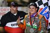 Jesse Hockett Classic - USAC AMSOIL National Sprint Cars - Grandview Speedway - 69 Brady Bacon
