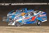 Grandview Speedway - 7 Rick Laubach, 1C Craig Von Dohren