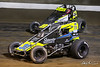 Jesse Hockett Classic - USAC AMSOIL National Sprint Cars - Grandview Speedway - 32 Chase Stockon, 8 Kyle Lick