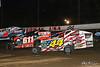 Grandview Speedway - 611 Justin Grim, 44M Doug Manmiller
