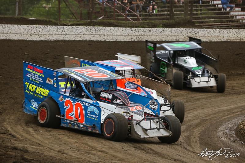 Grandview Speedway - 20 Derrick Smith