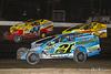 Grandview Speedway - 44 Danny Erb, 21K Kyle Weiss, 78 Briggs Danner