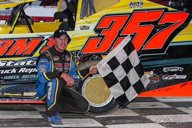 Grandview Speedway - 357 Duane Howard