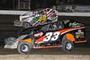 Grandview Speedway - 33 Ray Swinehart, 44M Doug Manmiller