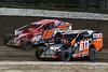 Grandview Speedway - 19 Jared Umbenhauer, 611 Justin Grim