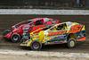 Grandview Speedway - 15 Mike Lisowski, 357 Duane Howard