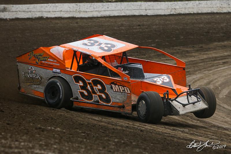 Grandview Speedway - 313 Steve Swinehart