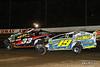 Grandview Speedway - 33 Ray Swinehart, 19 Jared Umbenhauer, 44M Doug Manmiller