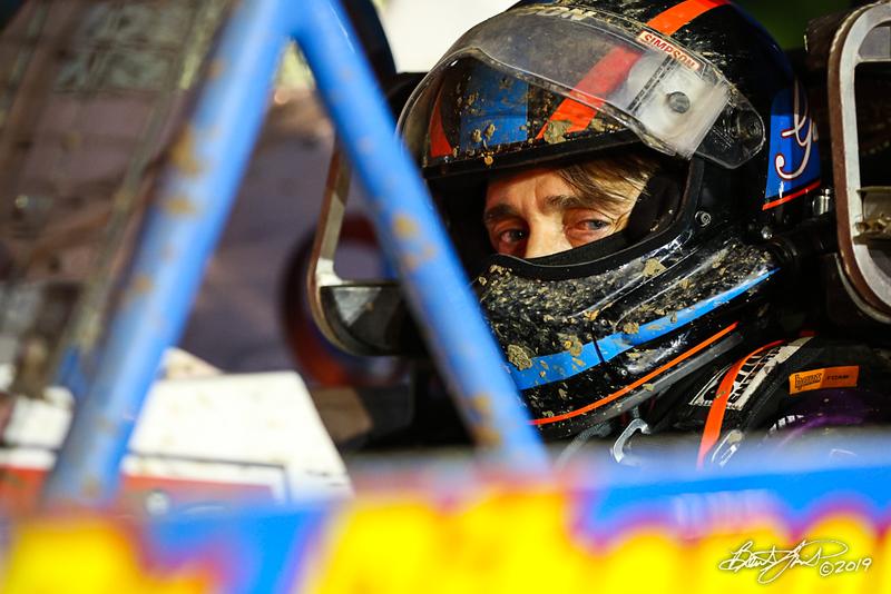 Grandview Speedway - 65 Bobby Gunther Walsh