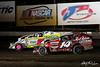 Grandview Speedway - 7 Brett Gilmore, 14RR Joe Funk