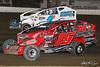 Grandview Speedway - 4B Clay Butler, 126 Jeff Strunk