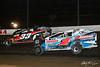 Grandview Speedway - 33 Ray Swinehart, 1C Craig Von Dohren