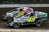 Grandview Speedway - 44M Doug Manmiller, 49 Ryan Lilick