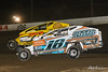 Grandview Speedway - 78 Briggs Danner, 18 Rick Laubach