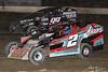 Grandview Speedway - 2 Bobby Trapper Jr., 99 Craig Whitmoyer