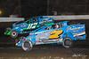 Grandview Speedway - 117 Kevin Hirthler, 7 Rick Laubach