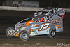 Grandview Speedway - 17 Ryan Grim, 84Y Alex Yankowski