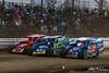 Grandview Speedway - 19K Brett Kressley, 21K Kyle Weiss, 7 Rick Laubach