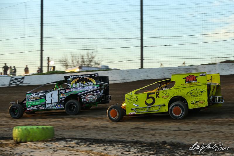 Grandview Speedway - 8 Mike Koffel, \gvws5r\