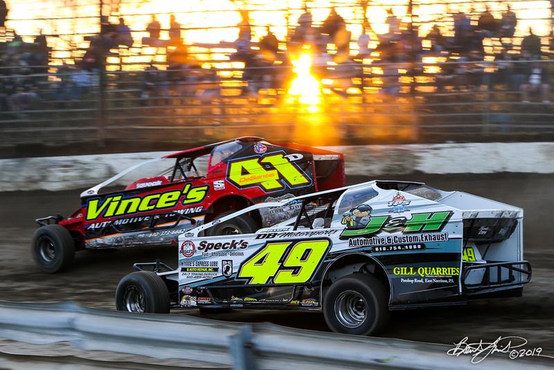 Grandview Speedway - 41D Meme DeSantis, 49 Ryan Lilick