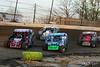 Grandview Speedway - 2 Bobby Trapper Jr., 117 Kevin Hirthler