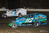 Grandview Speedway - 4B Clay Butler, 117 Kevin Hirthler