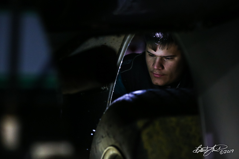 Grandview Speedway - 17M Nathan Mohr