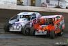 Grandview Speedway - 5 Frank Cozze, 313 Steve Swinehart