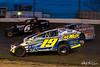 Grandview Speedway - 6 Mike Laise, 19 Jared Umbenhauer