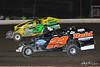 Grandview Speedway - 3 Ron Kline, 23 Steve Wilson