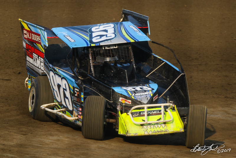 Grandview Speedway - 973 Jesse Landis