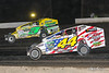 Grandview Speedway - 3 Ron Kline, 44M Doug Manmiller