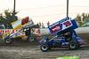 Capitol Renegade United Racing Company - Grandview Speedway - 63 Josh Weller, 29 Jason Shultz