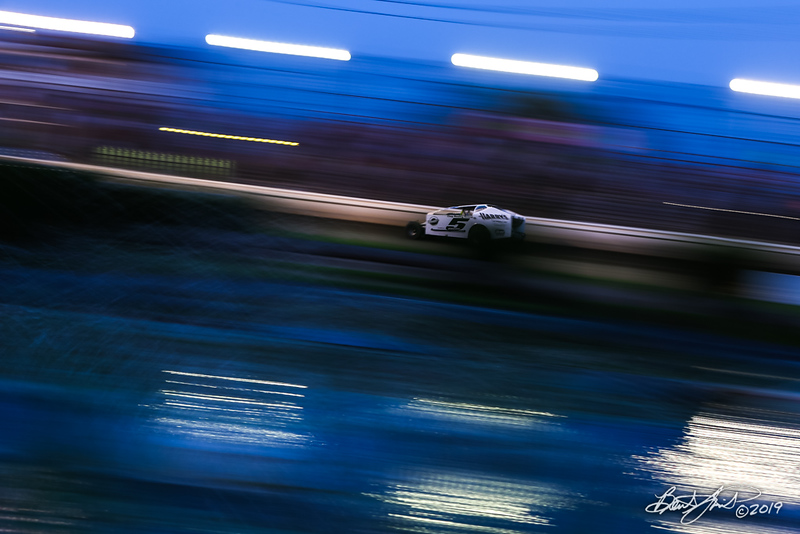 Grandview Speedway - 5 Frank Cozze