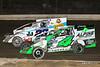 Grandview Speedway - 23 Brad Grim, 4* Brian Hirthler