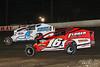 Grandview Speedway - 4B Clay Butler, 16 Louden Reimert