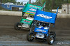 Capitol Renegade United Racing Company - Grandview Speedway - 5G Curt Michael, 669 Brandon McGough