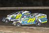 Grandview Speedway - 87 Eric Biehn, 19 Jared Umbenhauer
