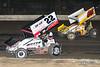 Capitol Renegade United Racing Company - Grandview Speedway - 22 Troy Betts, 63 Josh Weller