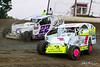 Grandview Speedway - 22 Richie Hitzler, 7 Brett Gilmore